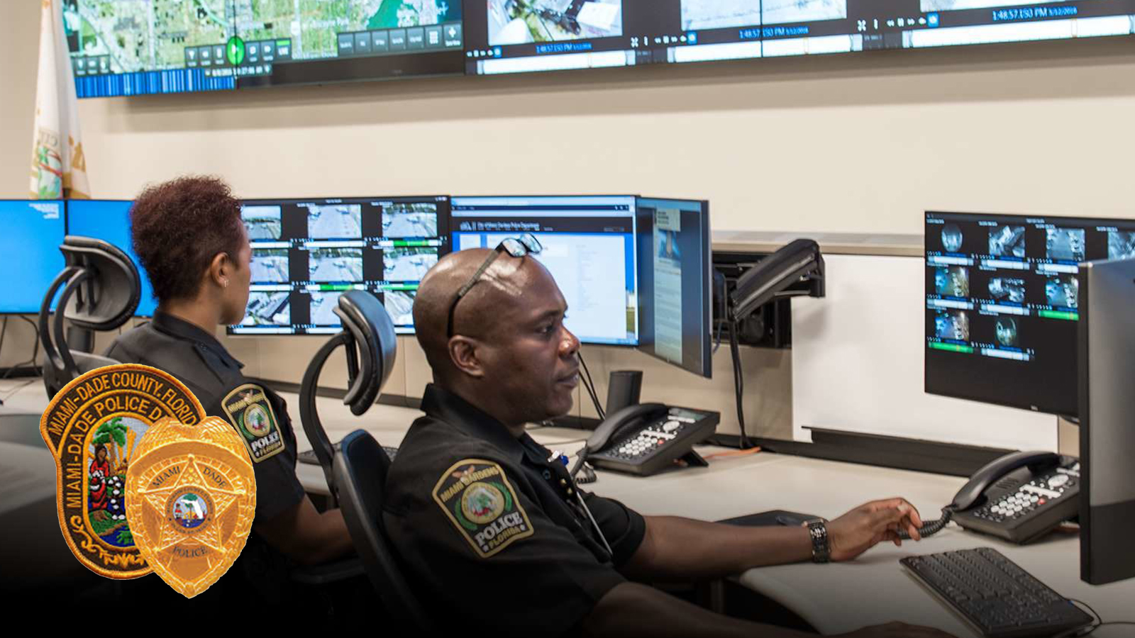 MIAMI-DADE POLICE DEPARTMENT'S REAL TIME CRIME CENTER CHOOSES IN-TELLIGENT TO KEEP SCHOOLS NOTIFIED AND INFORMED IN EMERGENCY SITUATIONS