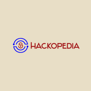 Hackopedia Logo Design