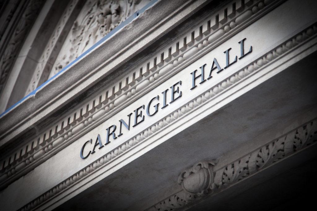 Carnegie Hall New York City