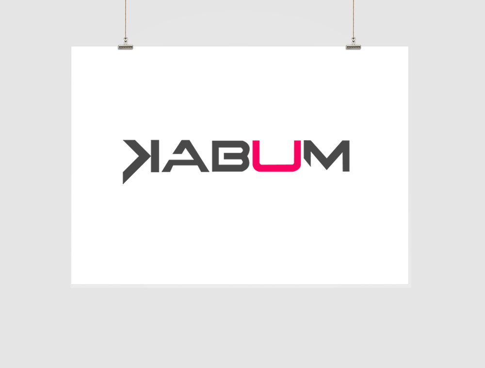Kabum Logo Design