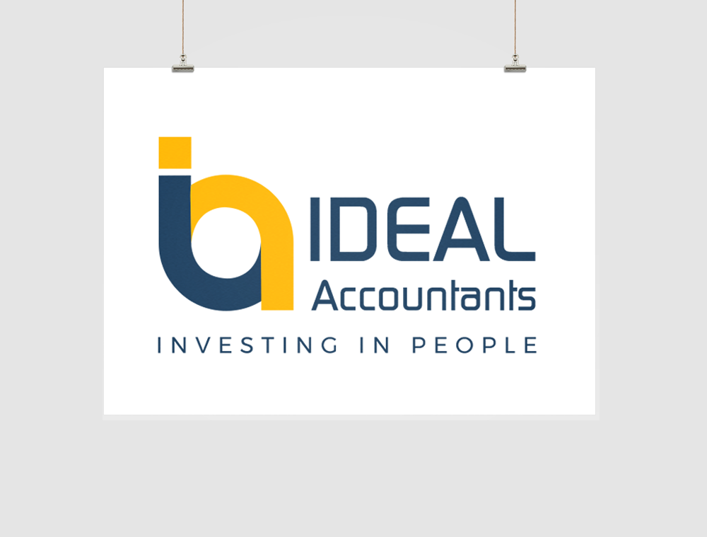 Ideal Accountants Logo Design