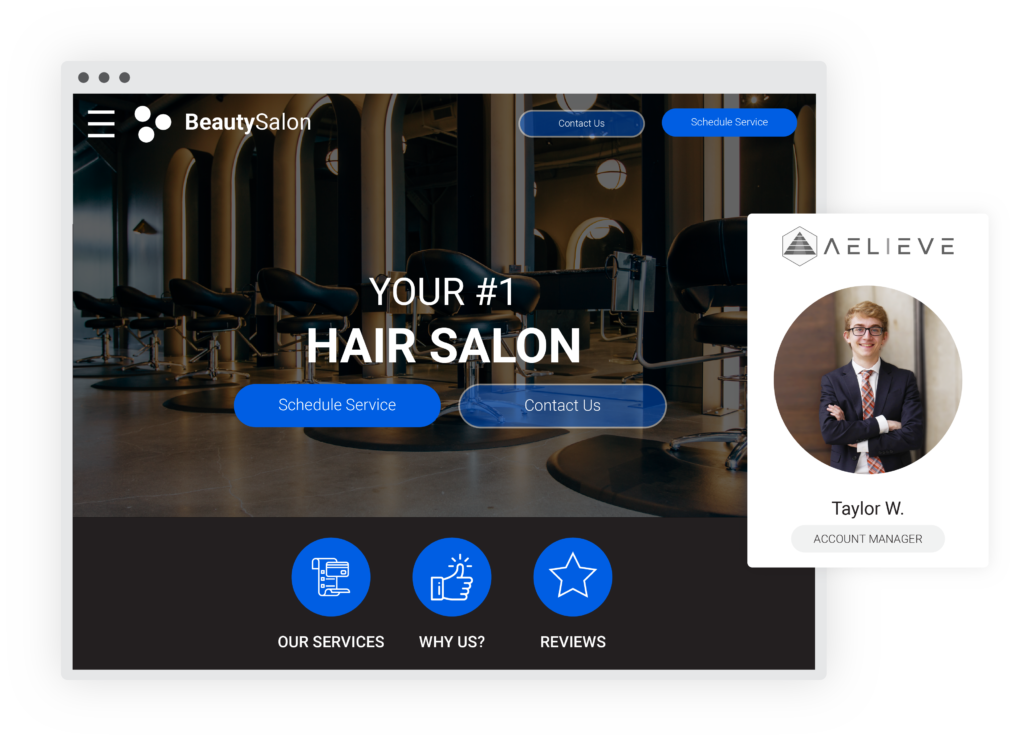 Beauty Salon / Barber Shop 1