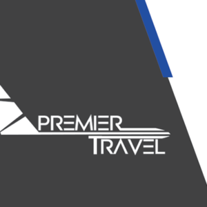 Premier Travel Logo Design