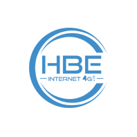 HBE Internet  Logo Design