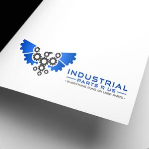 Industrial Parts Logo Design