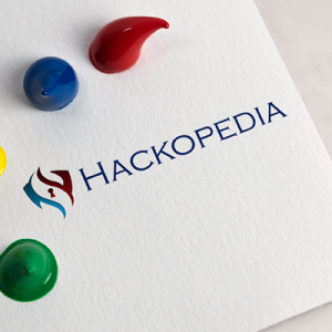 Hackopedia Logo Design