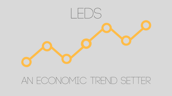 Are LEDs Changing Economic Trends?