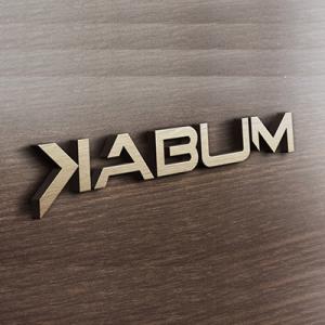 Kabum Logo Design