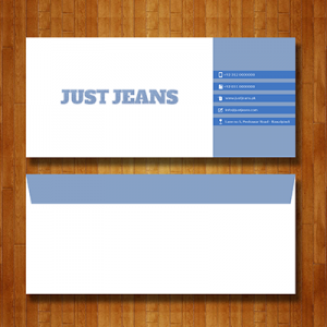 Just Jeans Branding