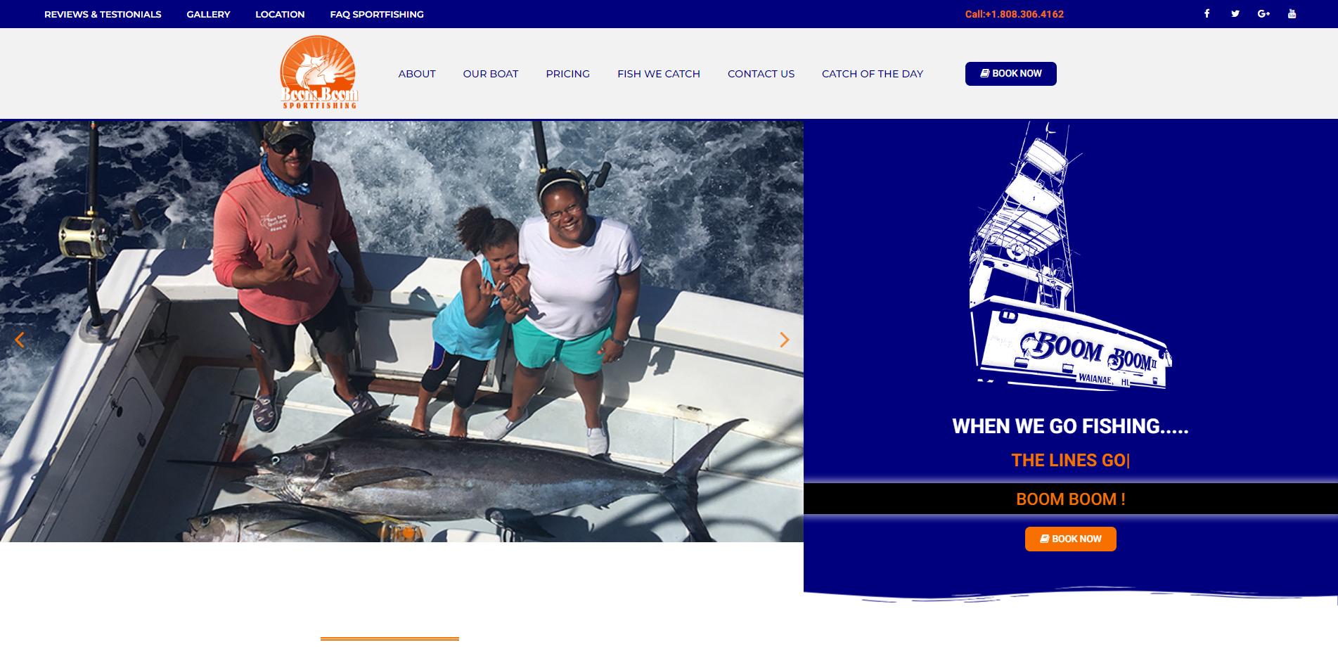 Boom Boom Sportfishing 5