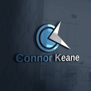 Keane Digital Logo Design