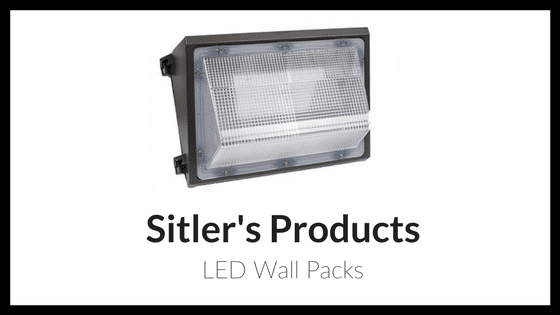 sitler's products led wall packs