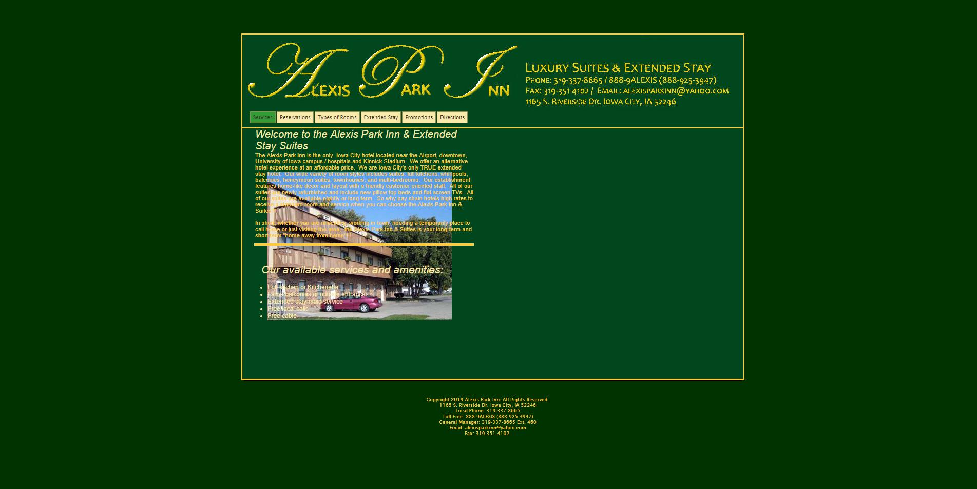 Alexis Park Inn
