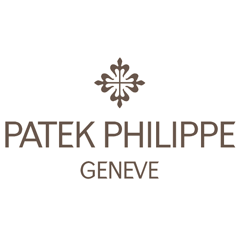 Patek Philippe Logo And Wordmark Square