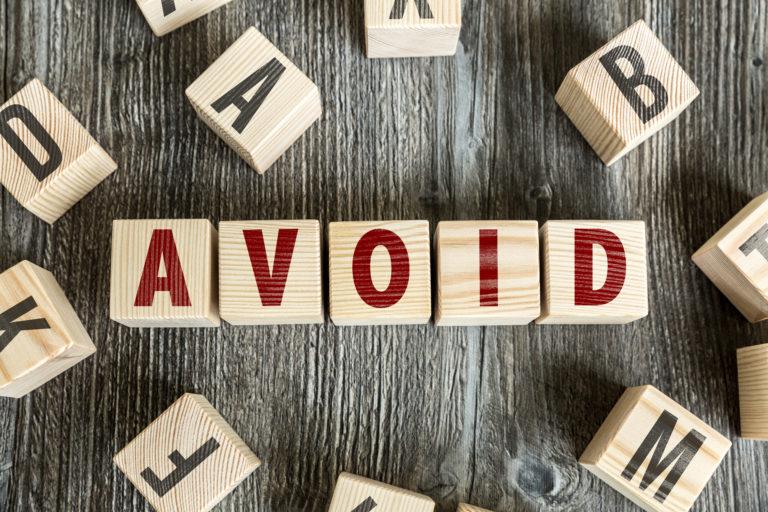 6 SEO Tactics That You Should Avoid