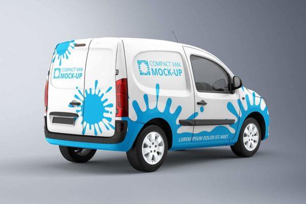 Car, Truck Or Van Wrap Design