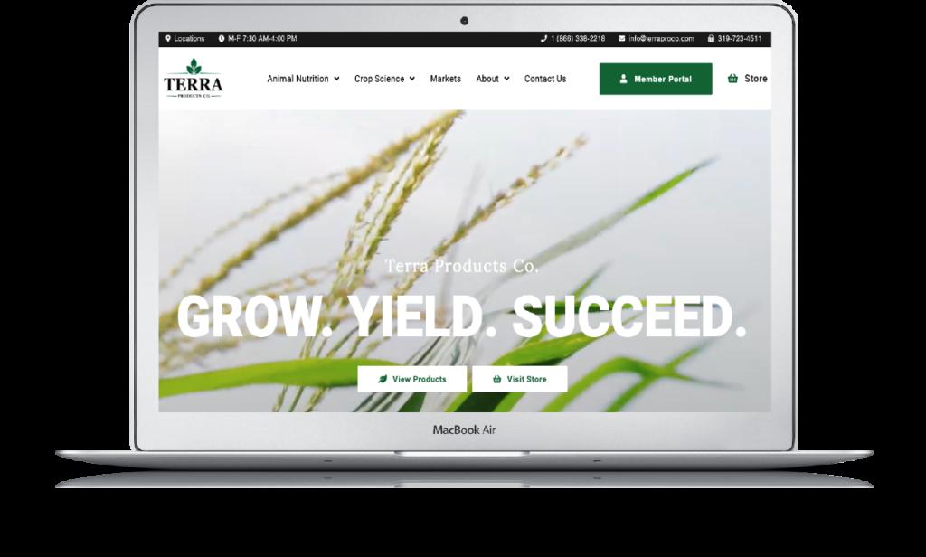 Terra Products Company 3