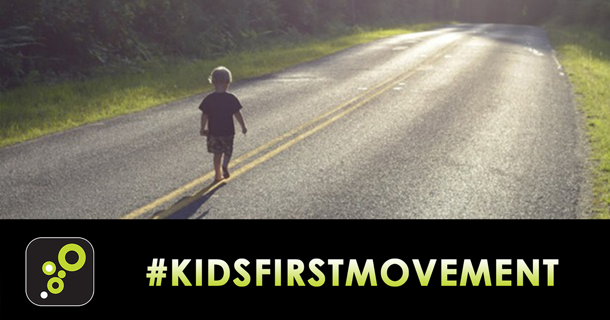 THE #KIDSFIRSTMOVEMENT REUNITES MISSING CHILDREN WITH THEIR LOVED ONES IN THE US AND CANADA