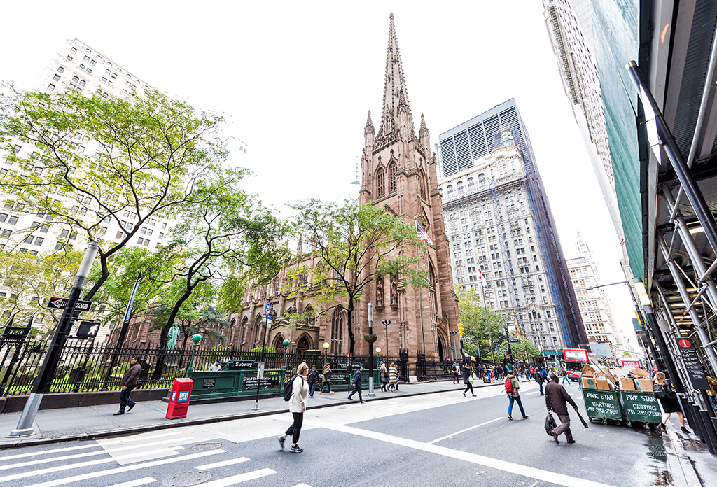 Trinity Church Fidi