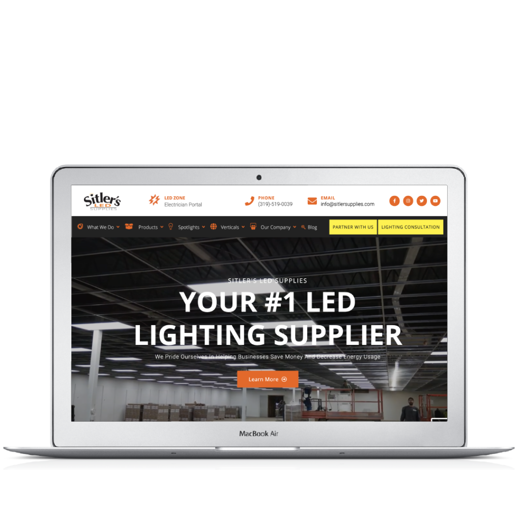 Sitler's LED Supplies 3