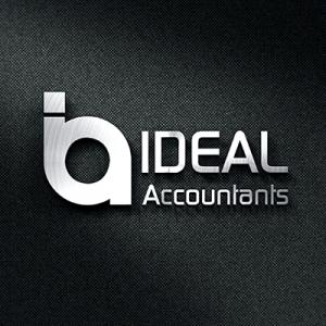 Ideal Accountants Logo Design