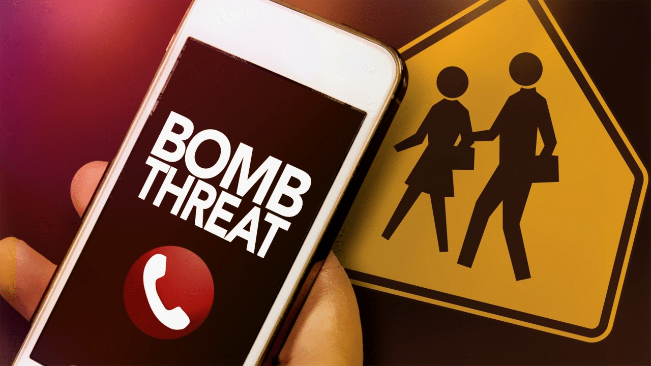 DURING RECENT BOMB THREAT MIAMI-DADE POLICE DEPARTMENT KEPT SCHOOLS SAFE WITH IN-TELLIGENT
