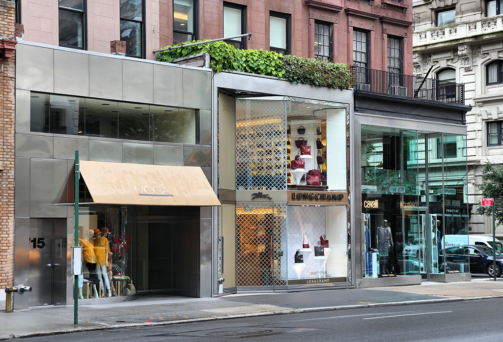 Fashion Stores On Madison Avenue
