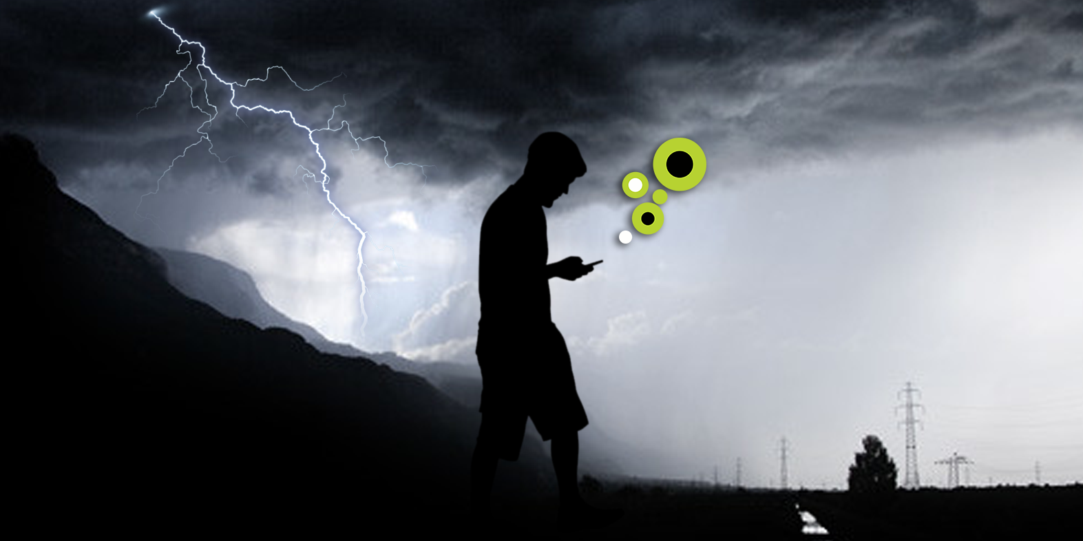 OUTDOOR ACTIVITIES MADE SAFER WITH IN-TELLIGENT'S LIGHTNING ALERTS