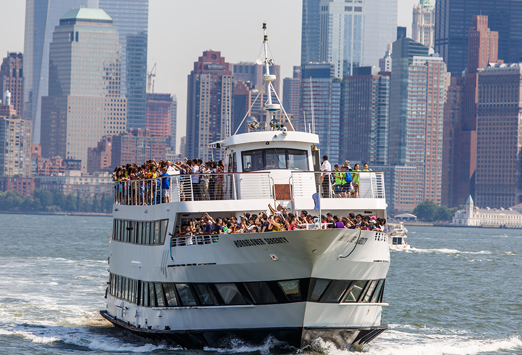 Hornblower Cruise Around Manhattan