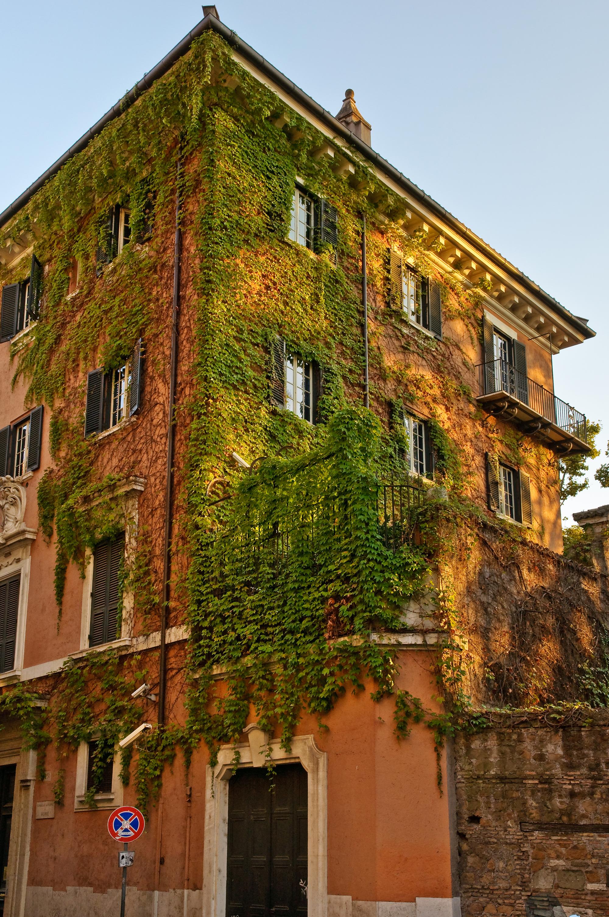 Classic Apartment Building