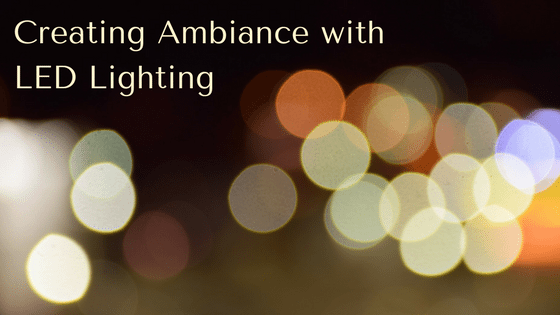 Creating Ambient Lighting with LEDs