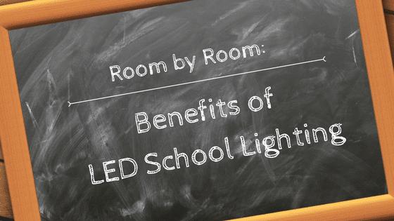 Benefits of LED School Lights image
