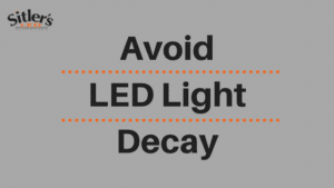 Avoid LED light decay blog image