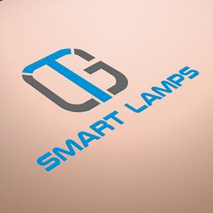TLG Smart Lamps Logo Design