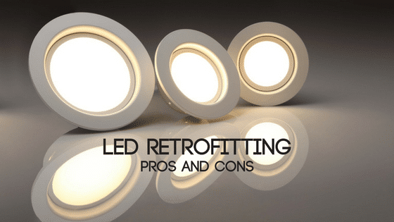 LED retrofitting