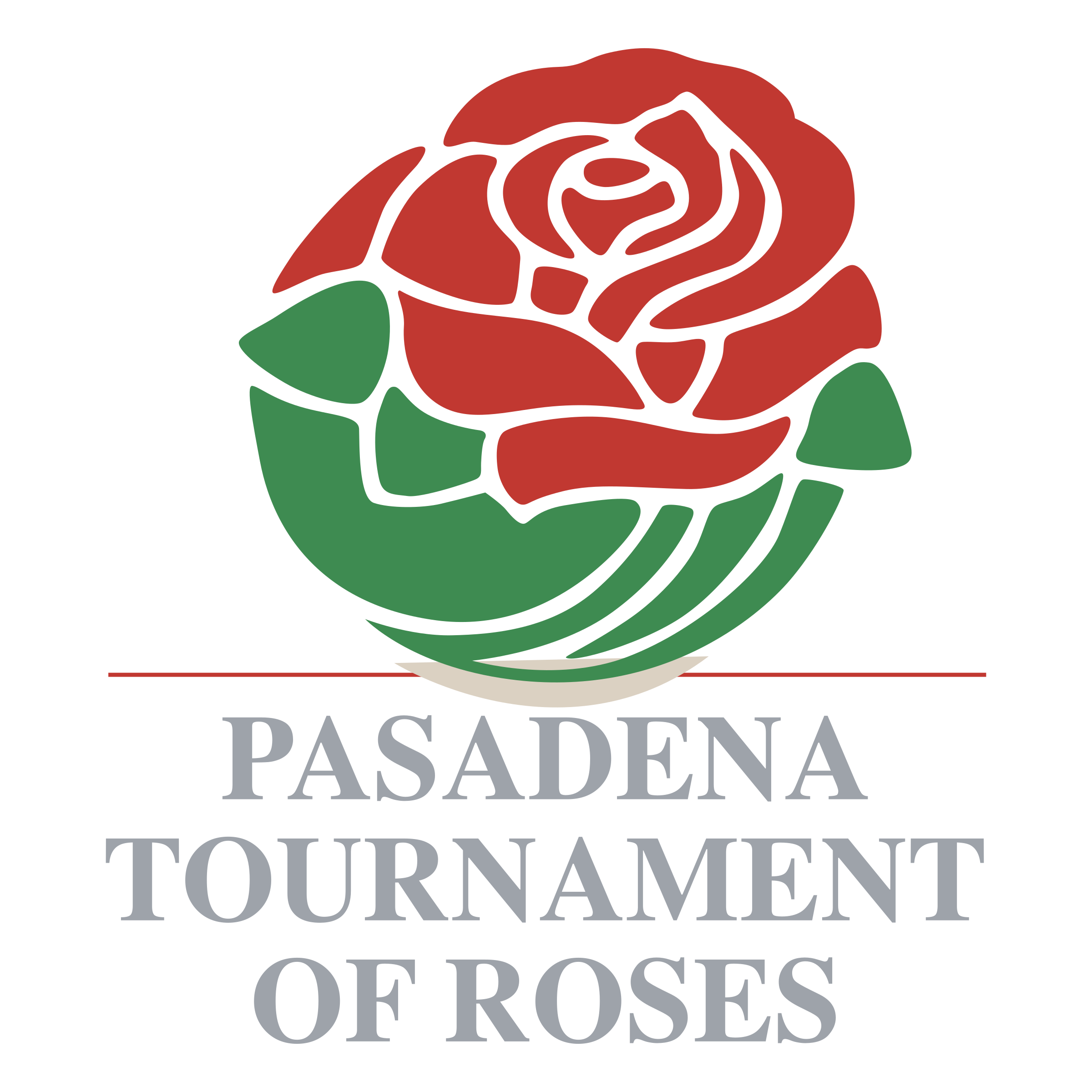 Pasadena Tournament Of Roses Logo Png Transparent