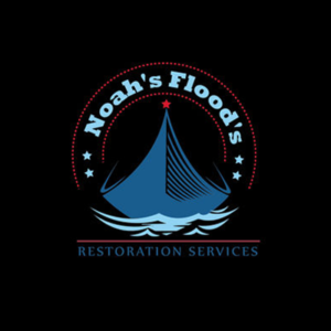 Noah's Flood's Restoration Logo Design
