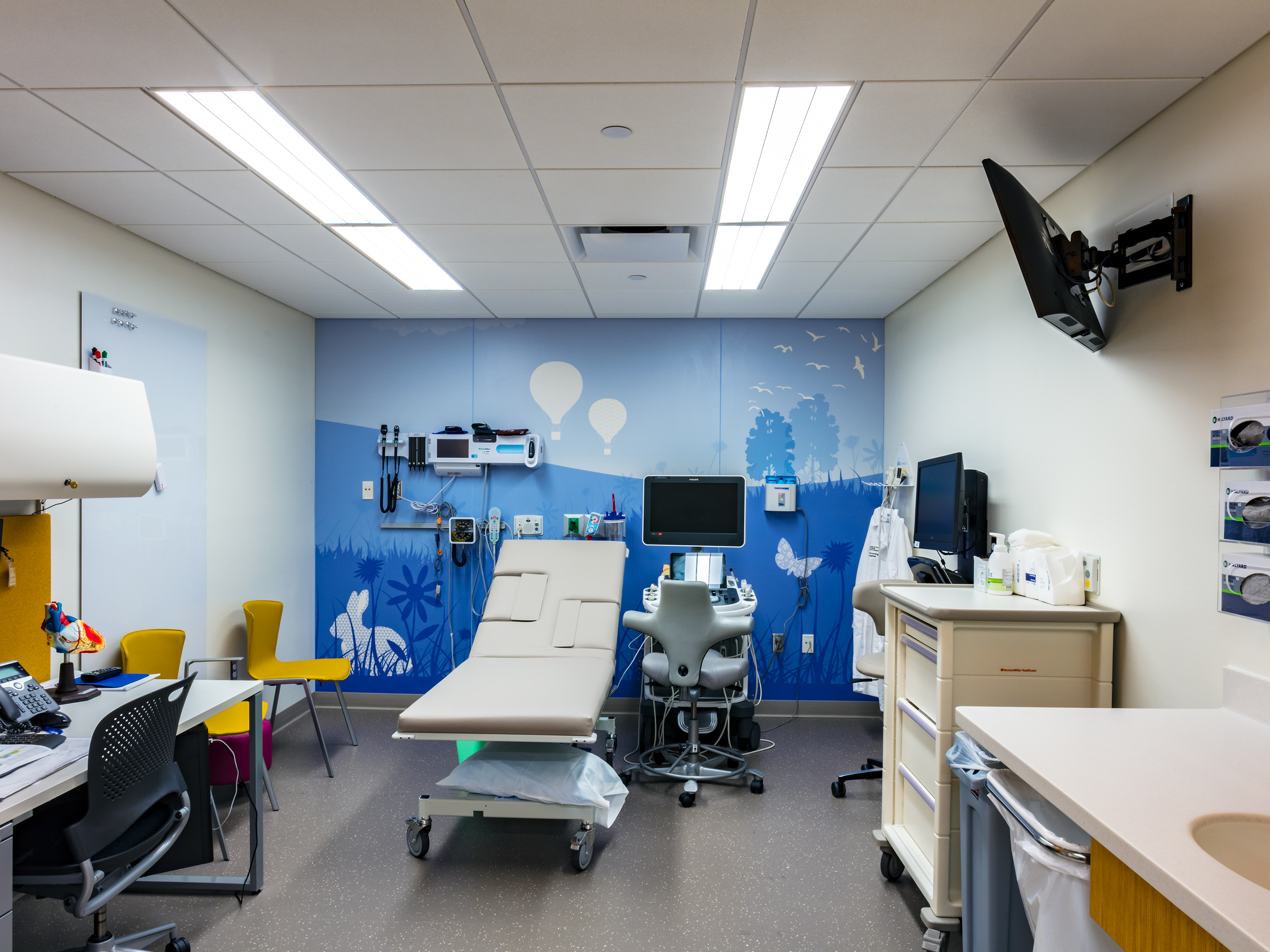 Pediatric Specialty Clinic