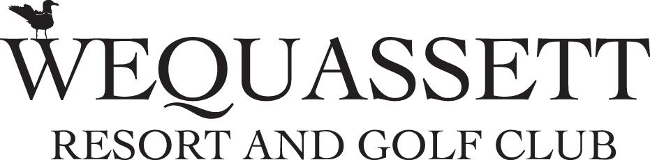 Wequassett Logo Black