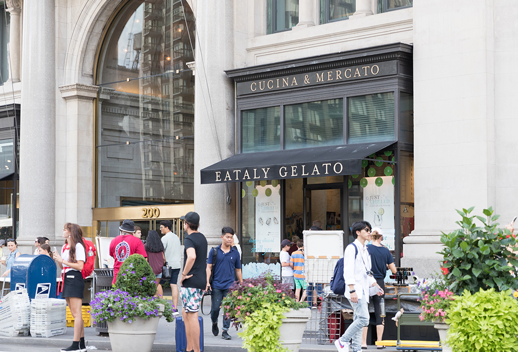 Eataly In The Flatiron