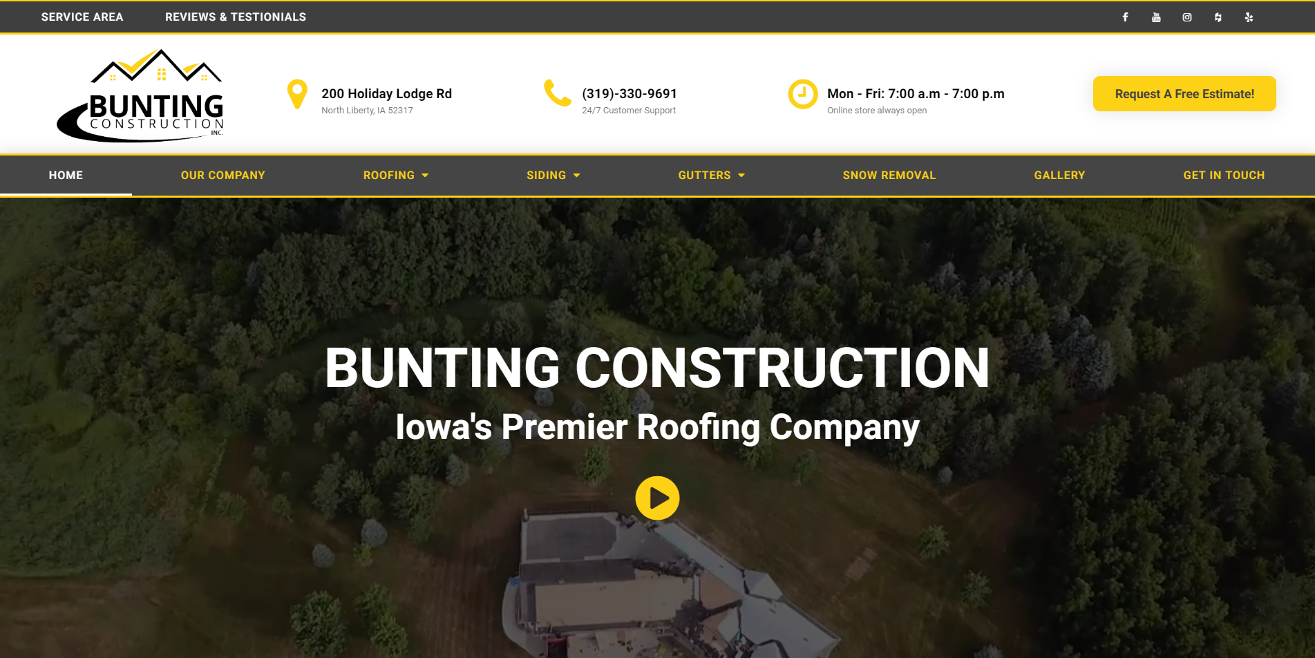 Bunting Construction 5