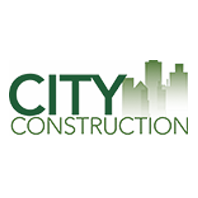 City Construction Office Poster