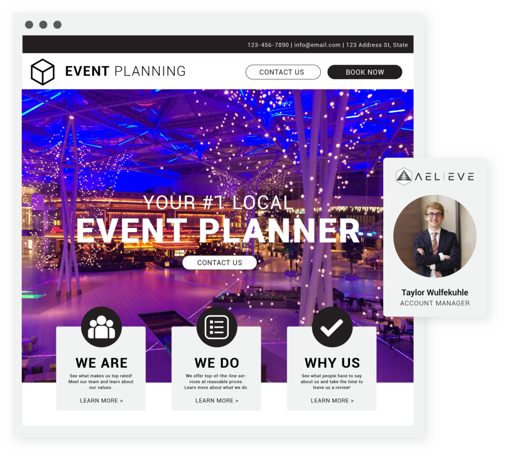 Event Planner 11
