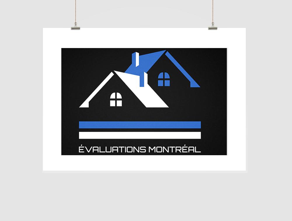 Evaluations Montreal Logo Design