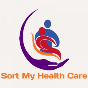 Sort My Health Care Branding