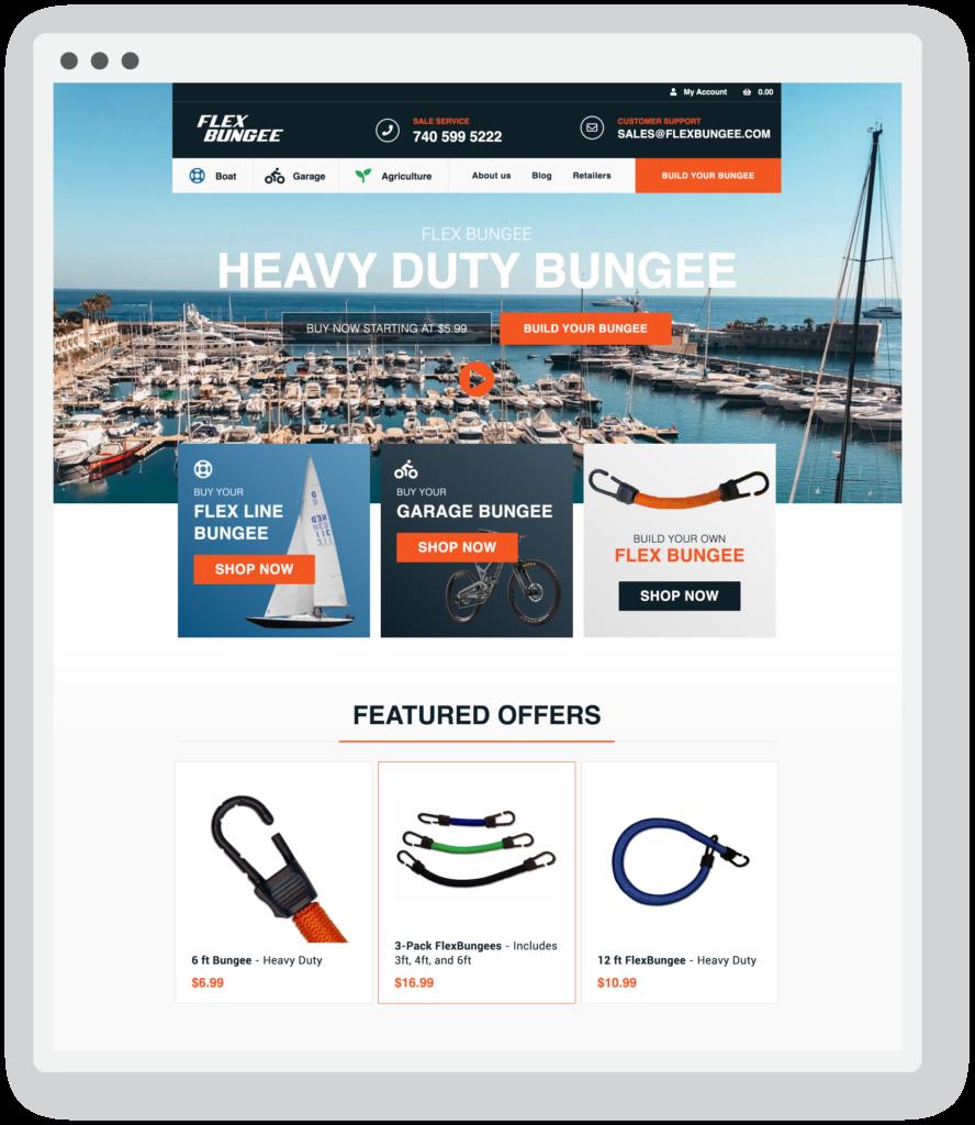 eCommerce / Online Store 1