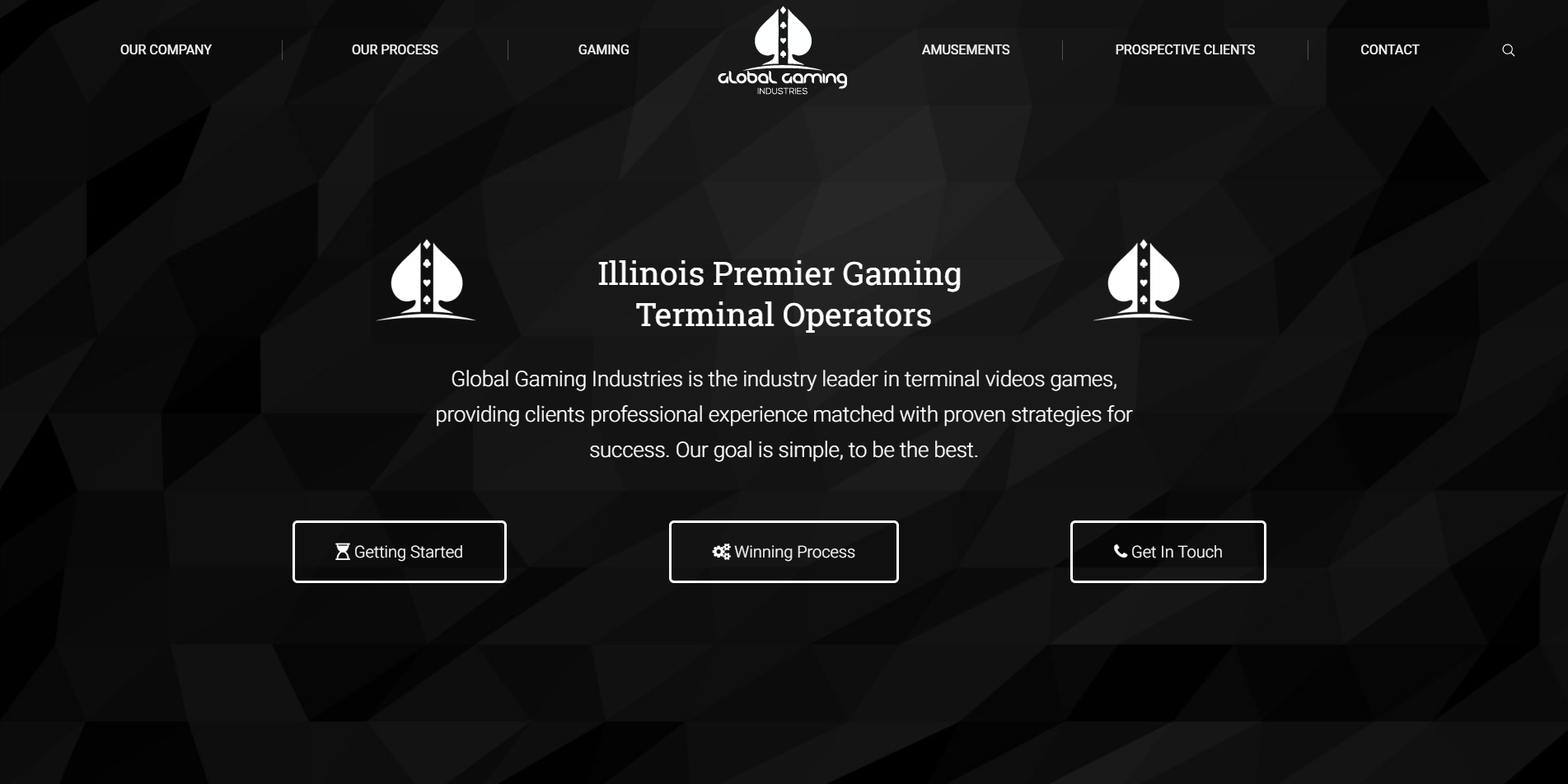 GGI Global Gaming Industries Illinois Premier Gaming Terminal Operator
