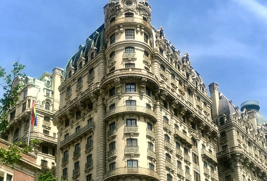 The Ansonia On The Upper West Side