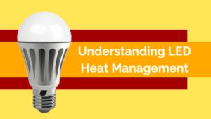 LED heat management blog image