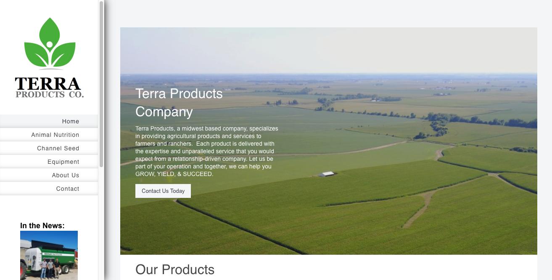 Terra Products Company 4